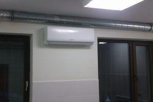 Klimatyzacja Biura w Warszawie