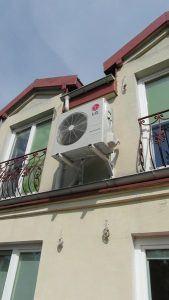 Klimatyzacja Domu Warszawa