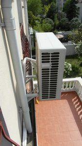 Klimatyzacja w Domu w Warszawie