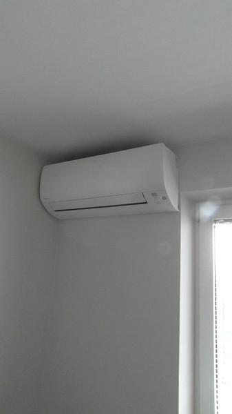 Montaż klimatyzacji Daikin