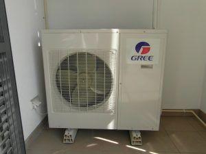 Montaż klimatyzatorów Gree