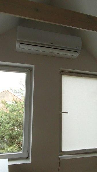 Klimatyzacje LG