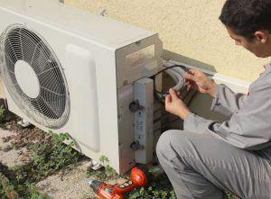 odgrzybienie klimatyzacji podczas serwisu
