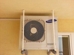 montaż klimatyzacja Samsung w Warszawie
