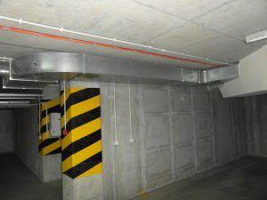 Wentylacje w Garażach