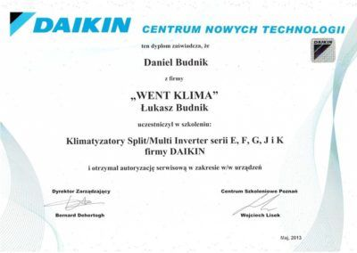 Daikin Split Multi