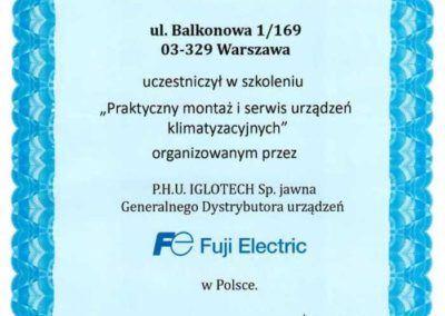 Fuji Electric 2012