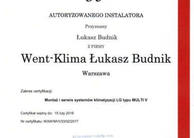 LG Multi V 2017-2