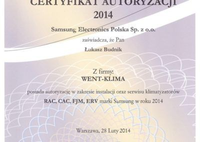 Samsung 2014