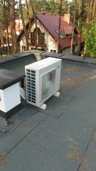 montaż klimatyzacji w Śródmieściu